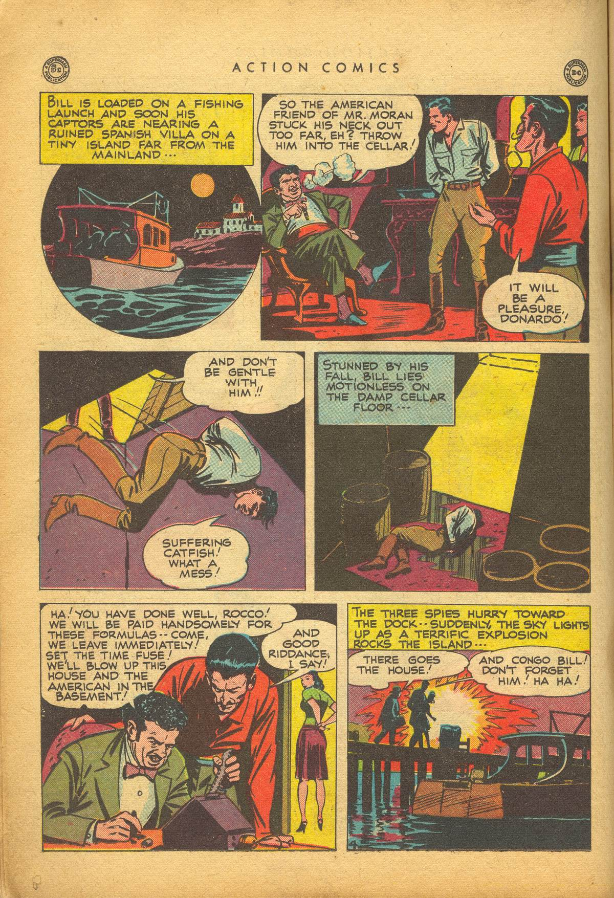 Read online Action Comics (1938) comic -  Issue #112 - 20