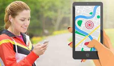Aplikasi Pelacak posisi Anak di Ponsel Android