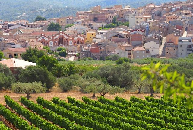 WIJNTOERIST IN CATALONIË (3): DE WEG VAN TERRA ALTA NAAR BARCELONA