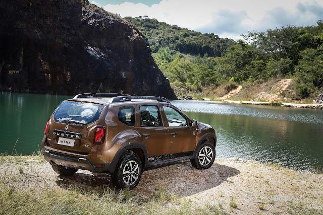 Novo Renault Duster 2017 Dakar II