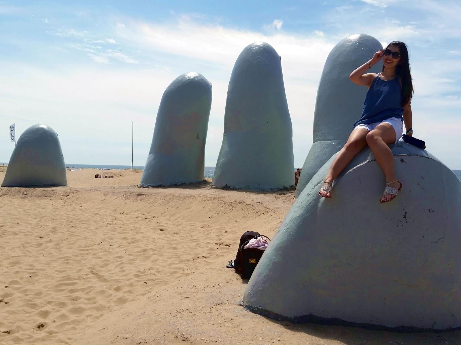 Punta del Este La Mano