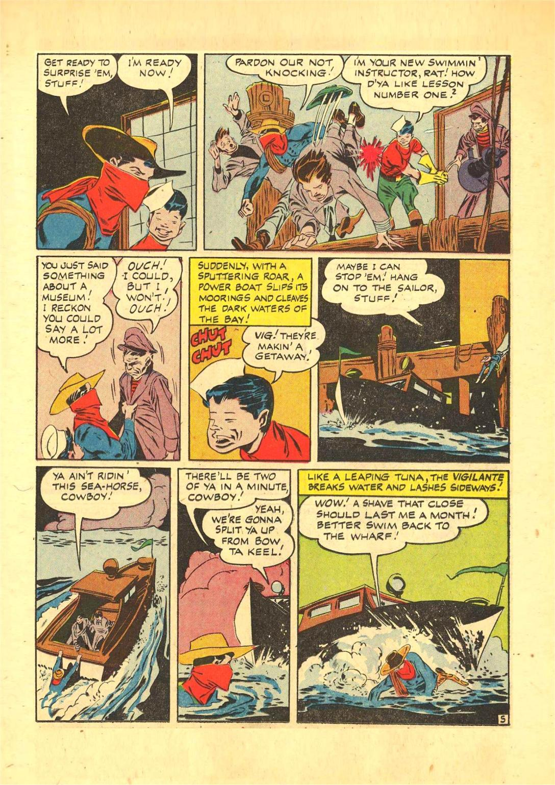 Read online Action Comics (1938) comic -  Issue #70 - 21