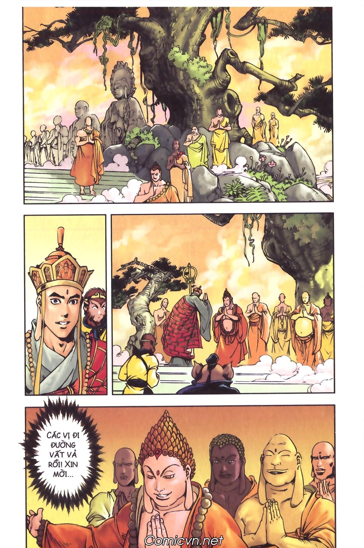 Tây Du Ký màu - Chapter 134 - Pic 2