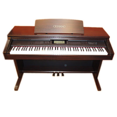Đàn piano điện Casio AP-60R Cũ Giá Rẻ