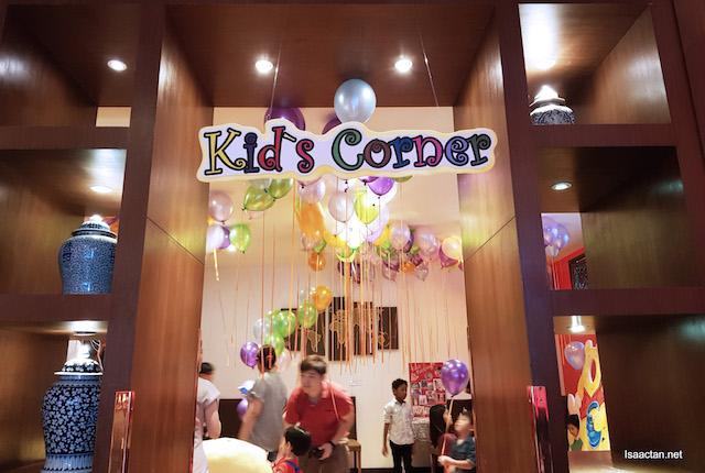 Kid's Corner!