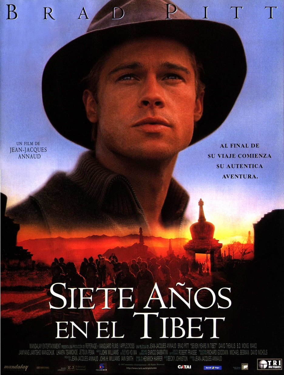 Seven Years in Tibet (1997) tainies online oipeirates