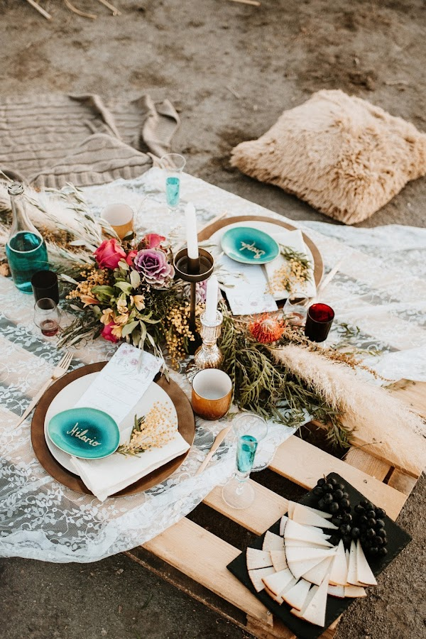 decoracion de boda boho. Mis secretos de boda events