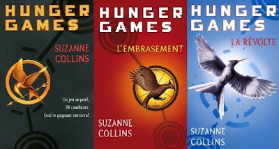 Hunger Games Suzanne Collins Catching Fire Mockingjay