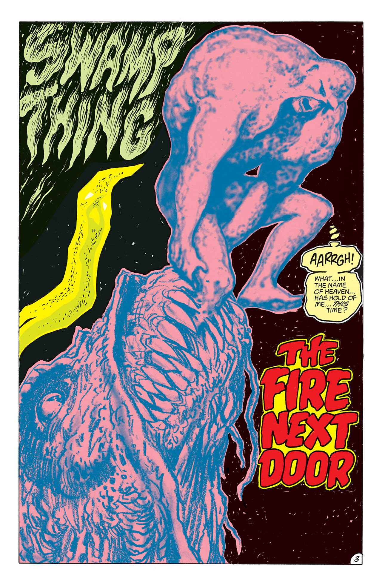 Swamp Thing (1982) Issue #73 #81 - English 4