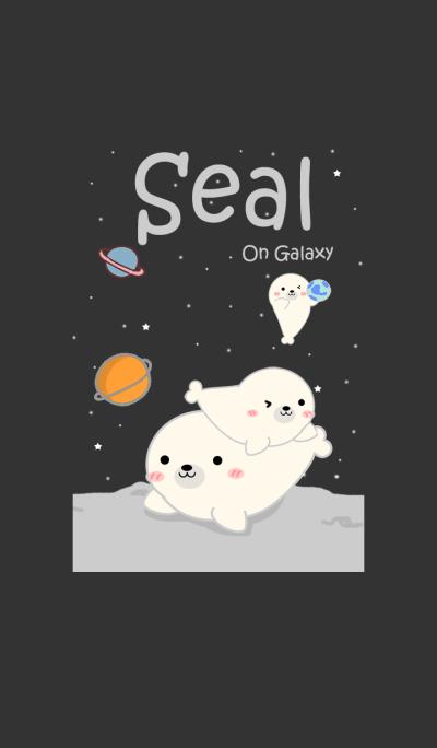 Seal Oung Oung On Galaxy