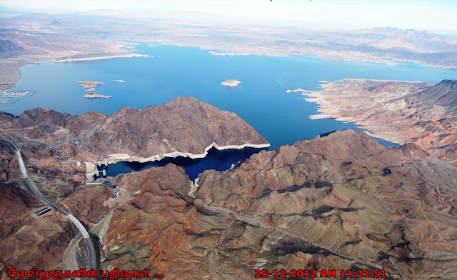 Lake Mead in Colorado River