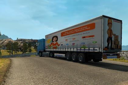 Trailer Indonesia Logistik v2.0 by Omchan