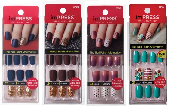 imPRESS Press On Manicure Fall Collection