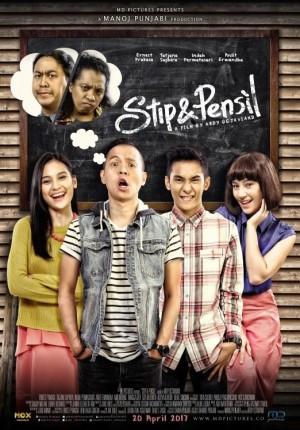 SINOPSIS Stip dan Pensil (2017)