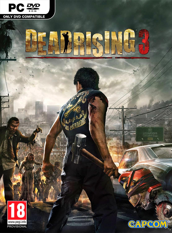 Dead Rising 3 Apocalypse Edition Multilenguaje ESPAÑOL PC (CODEX) Update 1 1