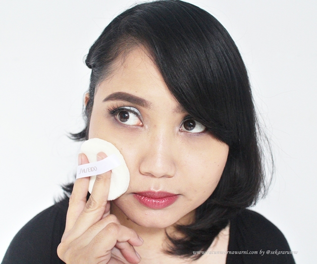 Shiseido Powder Awet dan Tahan Lama