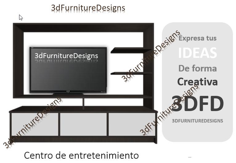 Dise os y optimisaci n de muebles en 3d dise o de mueble for Programa para disenar muebles en 3d