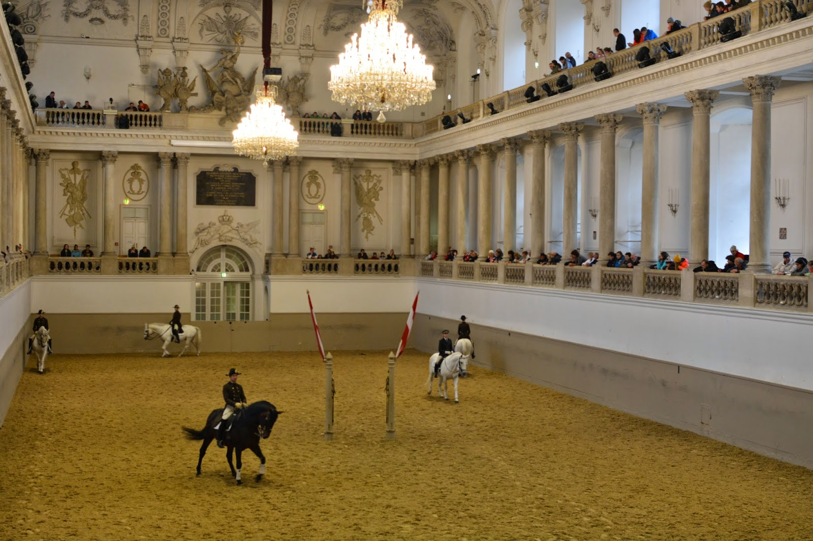 Spanish riding school vienna