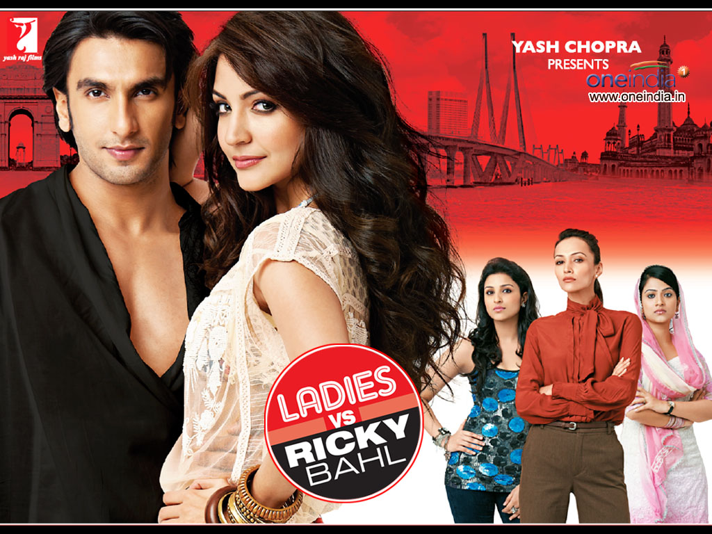 Watch Online Free HD New Movies Unlimited: Ladies Vs Ricky