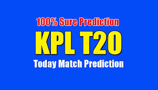 Today Match Prediction Shivamogga vs Bijapur KPLT20