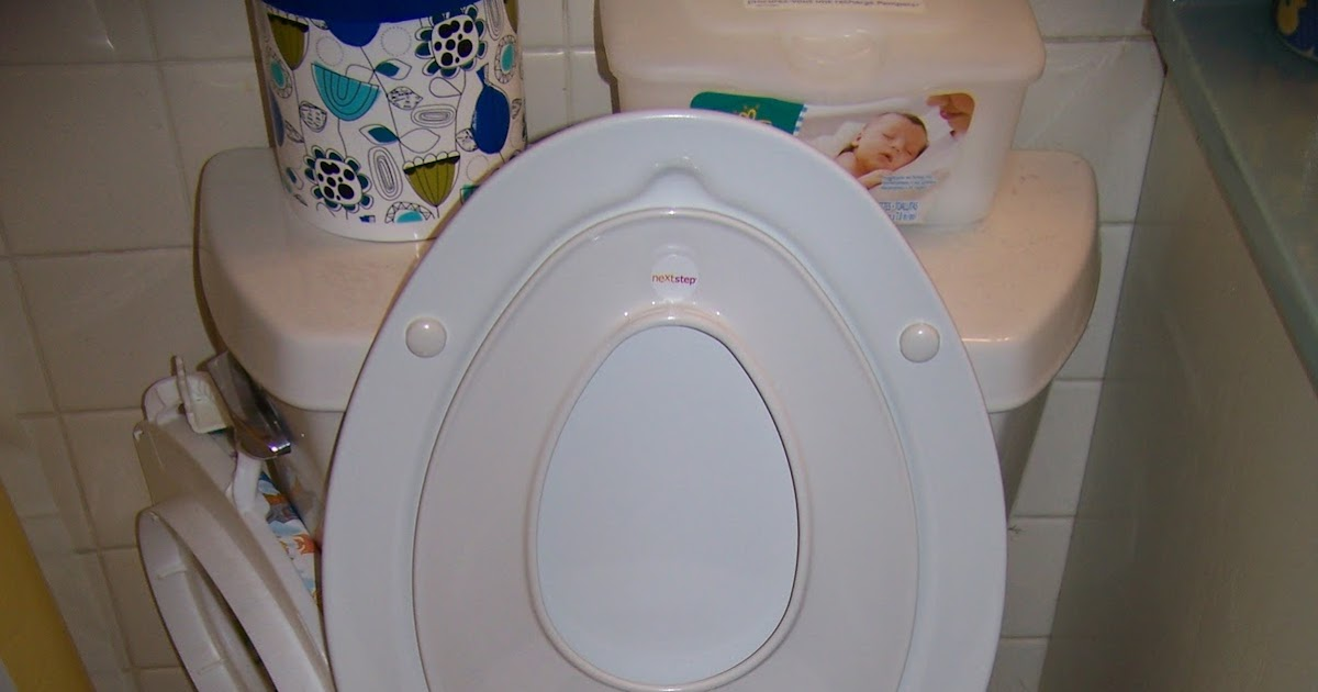 Making Cooley Stuff Built In Potty Seat