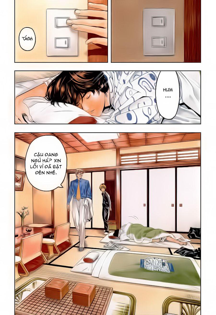 Hikaru No Go hikaru no go chap 124 trang 5