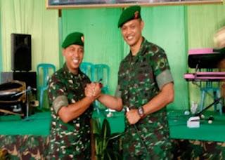 Dandim Baru Ajak Tingkatkan Kebersamaan Dan Pembinaan Teritorial Wilayah Batang