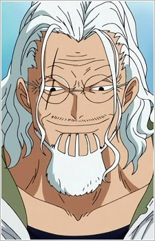 most badass old man in anime