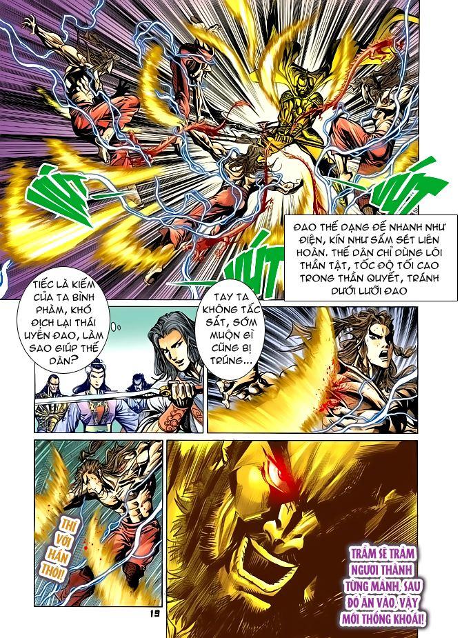 Đại Đường Uy Long chapter 63 trang 18