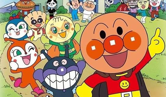 anpanman Anime Jepang yang Berhasil Pecahkan Rekor Dunia