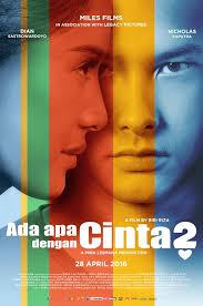 Ada Apa Dengan Cinta 2 (2016) DVDRip 720p