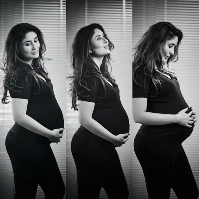 Latest Pic: Kareena Kapoor Khan's Baby Bump