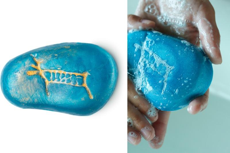 Reindeer Rock Seife