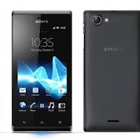 Sony Xperia J ST26i, Spesifikasi Lengkap dan Harganya