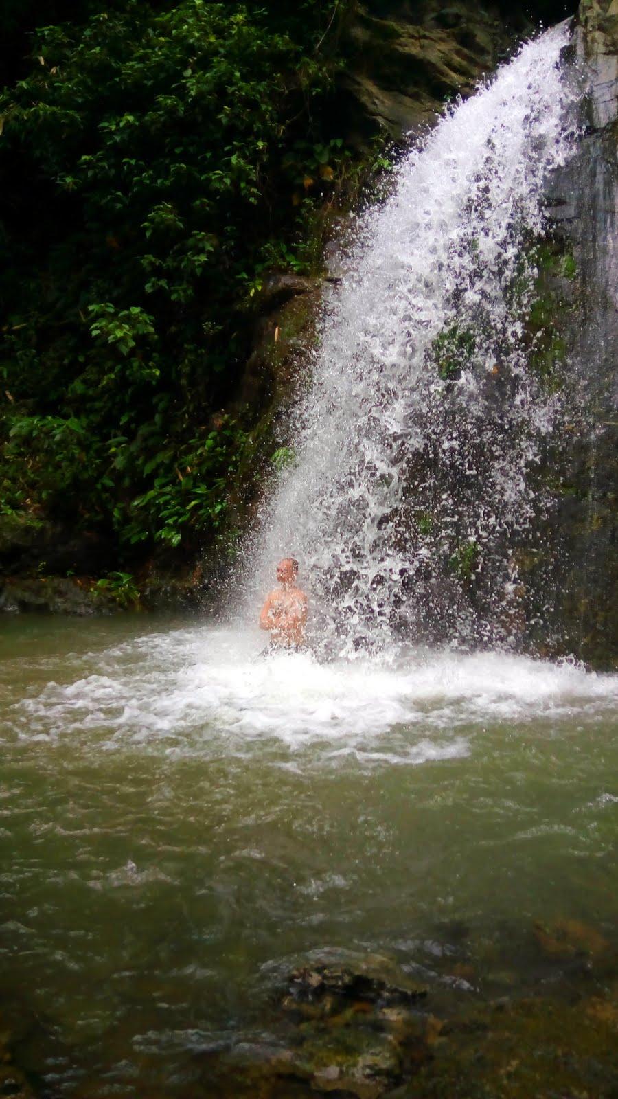 The Novice Trekker Payaran Falls Rizal 8 Meters