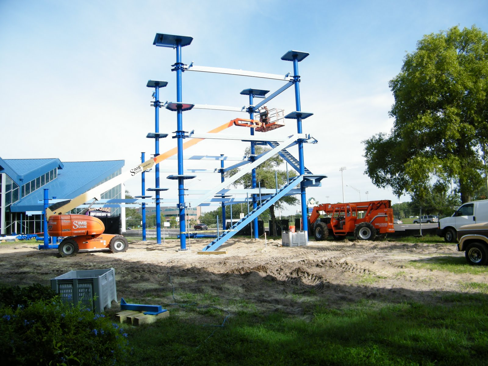 Mosi Sky Trail Ropes 174 Is Almost Here