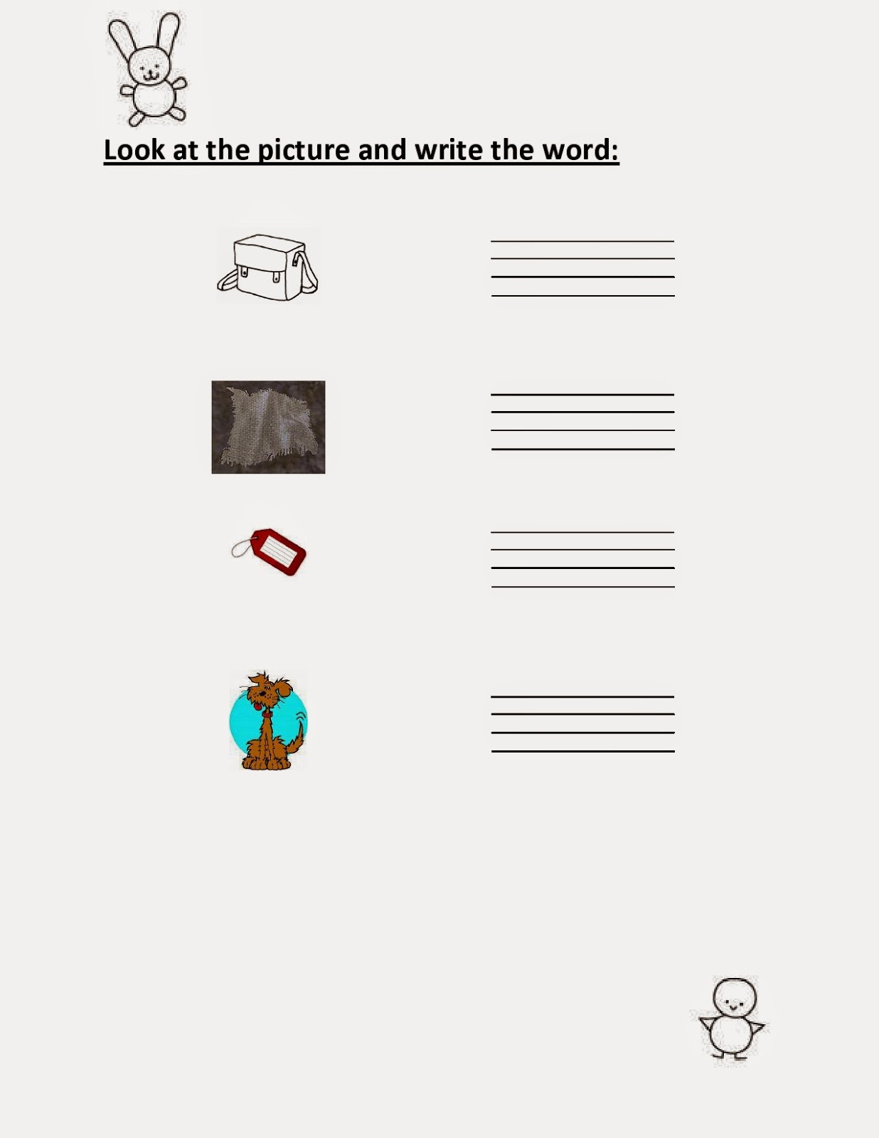 My Life As A Maa Phonic Words Practice Sheets For Class K