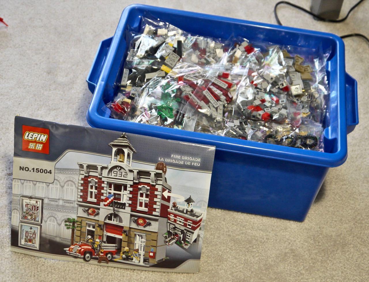 Promo Lego 10197 Exclusive Modular Building Fire Brigade Terbaru Mesin Poles Shine Mate Ep800 Ep801 Its Not Lepin 15004 Review Part 1