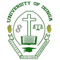 Job Opportunities at The University of Iringa (UoI), June 2018