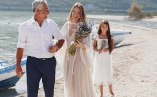 Ο Χάρης Χριστόπουλος δημοσίευσε όλο το φωτογραφικό άλμπουμ του γάμου του σε ένα υπέροχο βίντεο