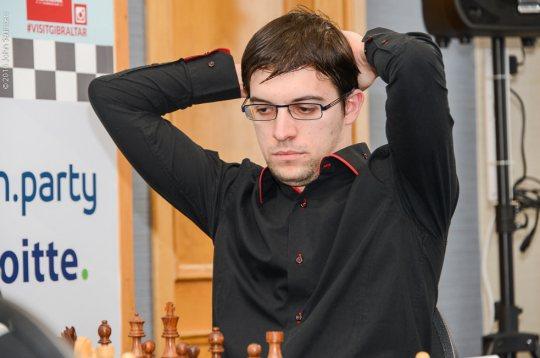 Maxime Vachier-Lagrave - avec un classement de 2788 le grand-maître d'échecs français occupe actuellement la 5ème place mondiale - Photo © ChessBase