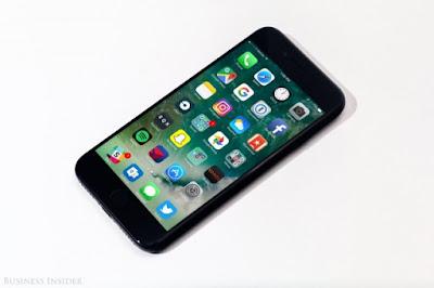 Smartphone Paling Top di Seluruh Dunia - iPhone 7