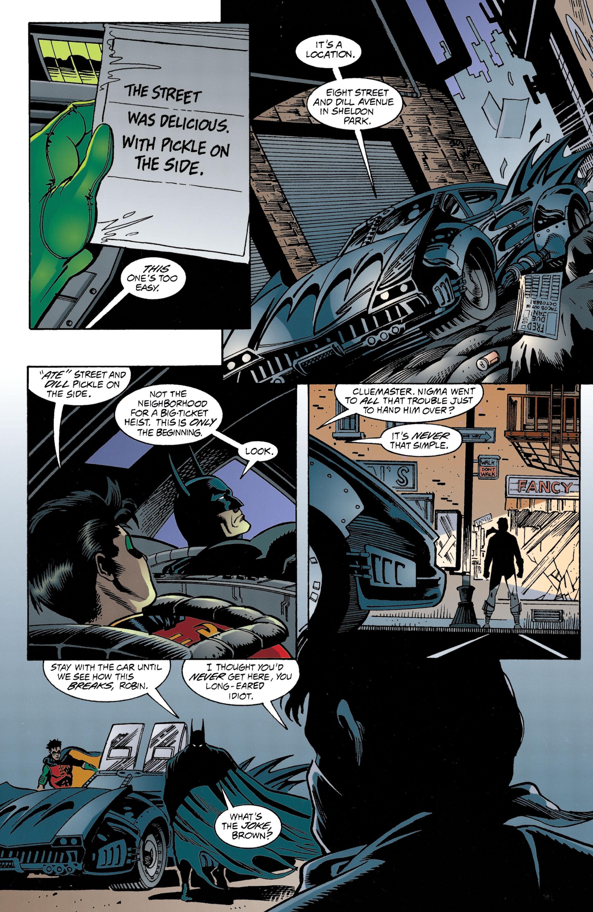 Detective Comics (1937) 705 Page 21