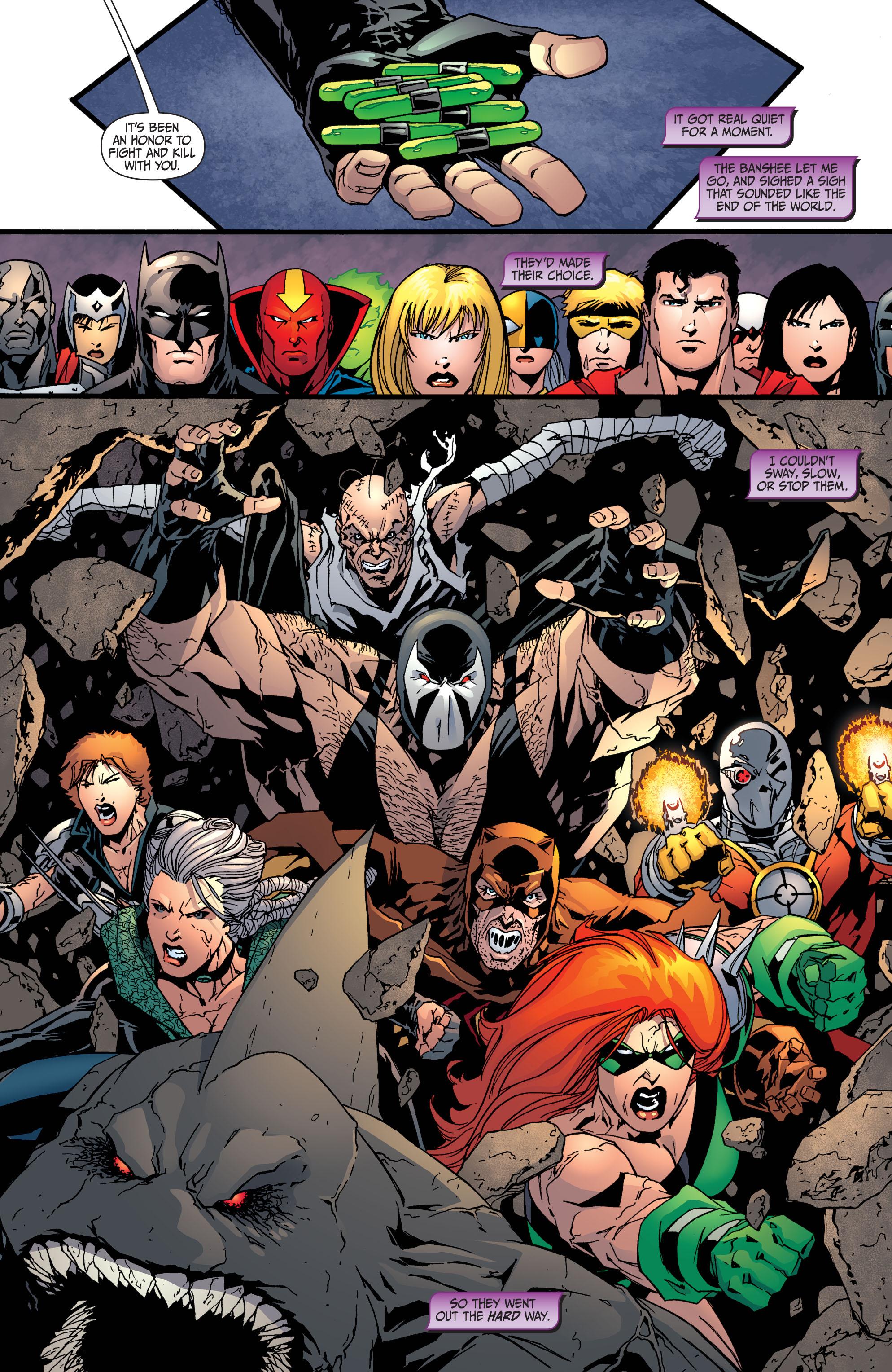 Read online Secret Six (2008) comic -  Issue #36 - 17