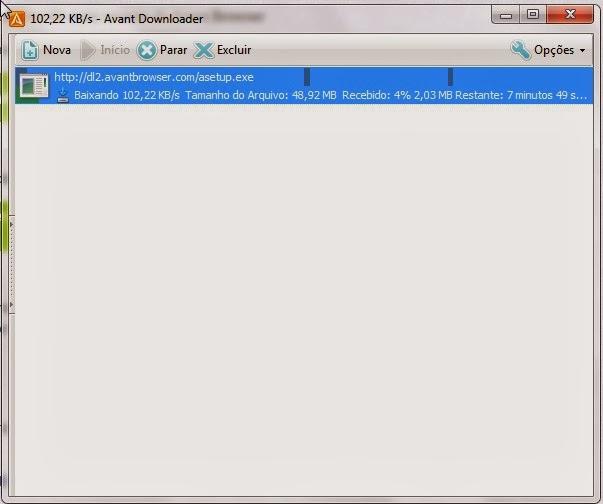 Avant Browser para quem quer navegar