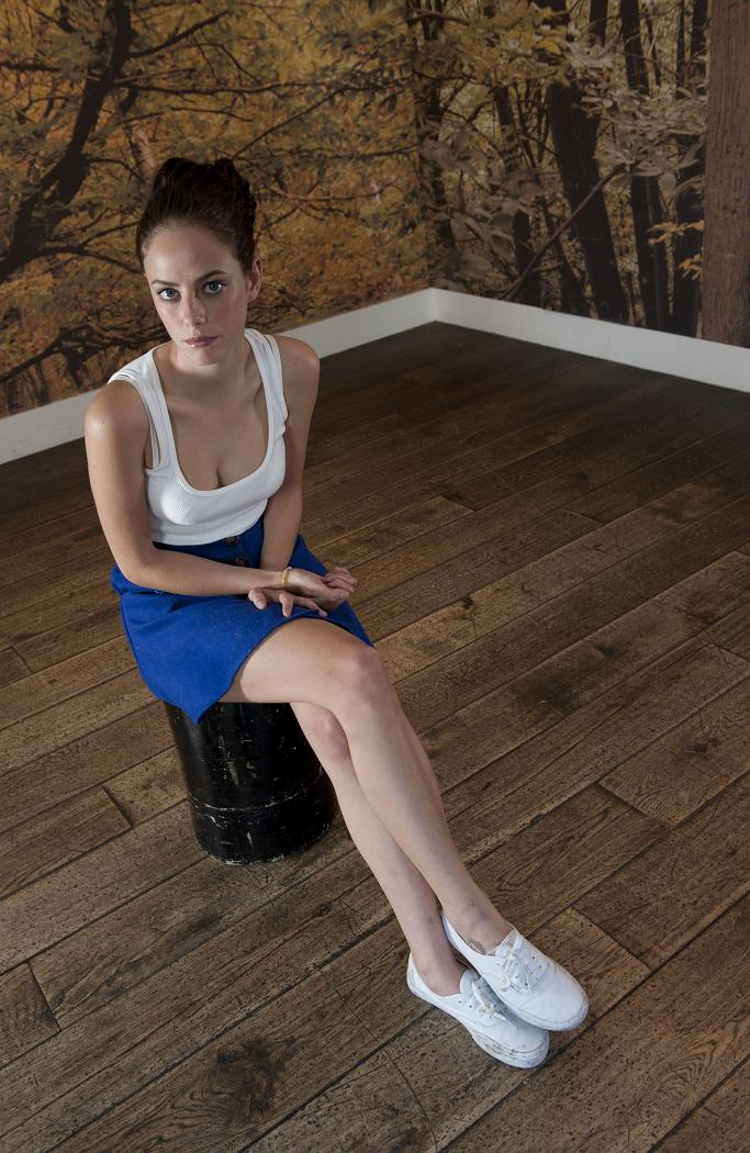 Kaya Scodelario - Sunday Times Photoshoot 2011