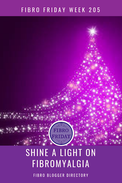 Shine A Light On Fibro Fibro Friday week 205