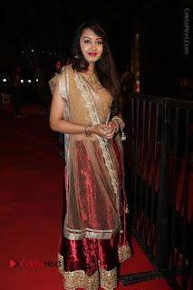 Actress Vennela Stills in Lehenga Choli at Gemini TV Puraskaralu 2016 Event  0048.JPG