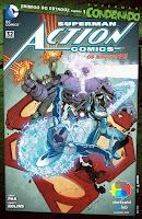 Os Novos 52! Action Comics #32