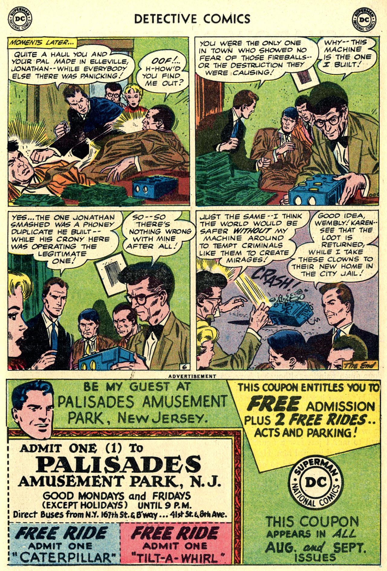 Detective Comics (1937) 282 Page 22